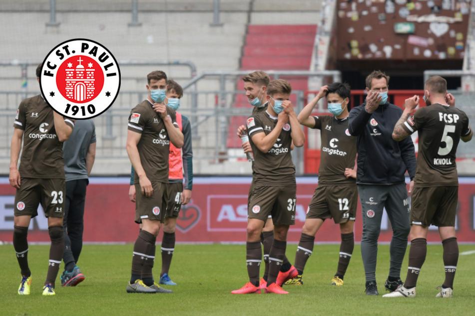 FC St. Pauli will Auswärtsschwäche in Darmstadt beheben