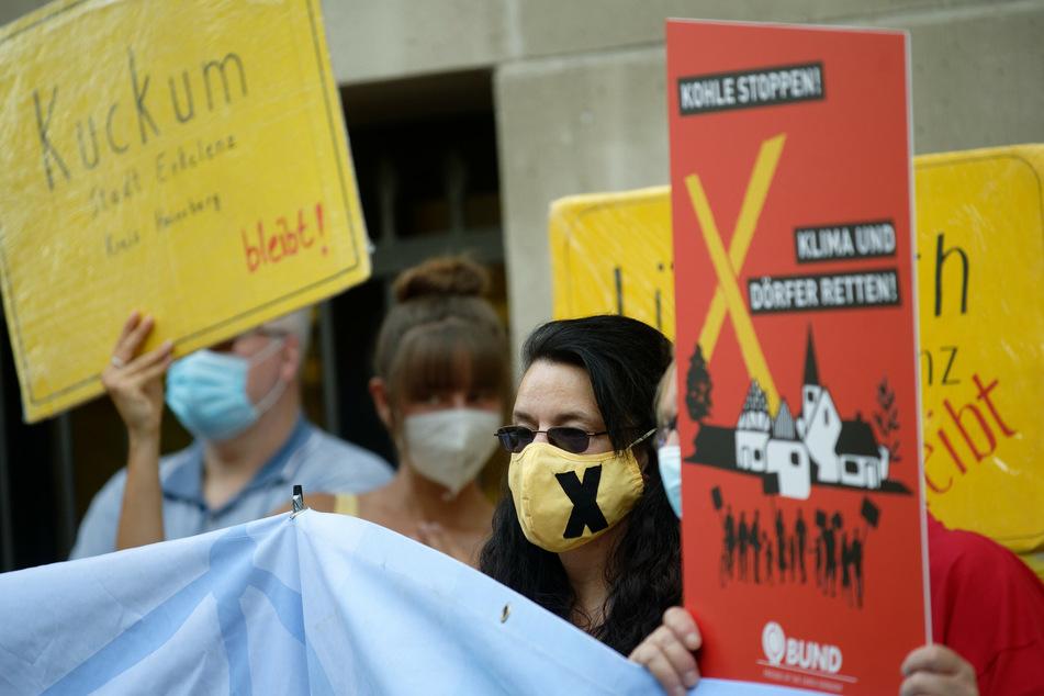 """""""Lex Garzweiler"""": Umwelt-Aktivisten kämpfen für ihre Dörfer"""