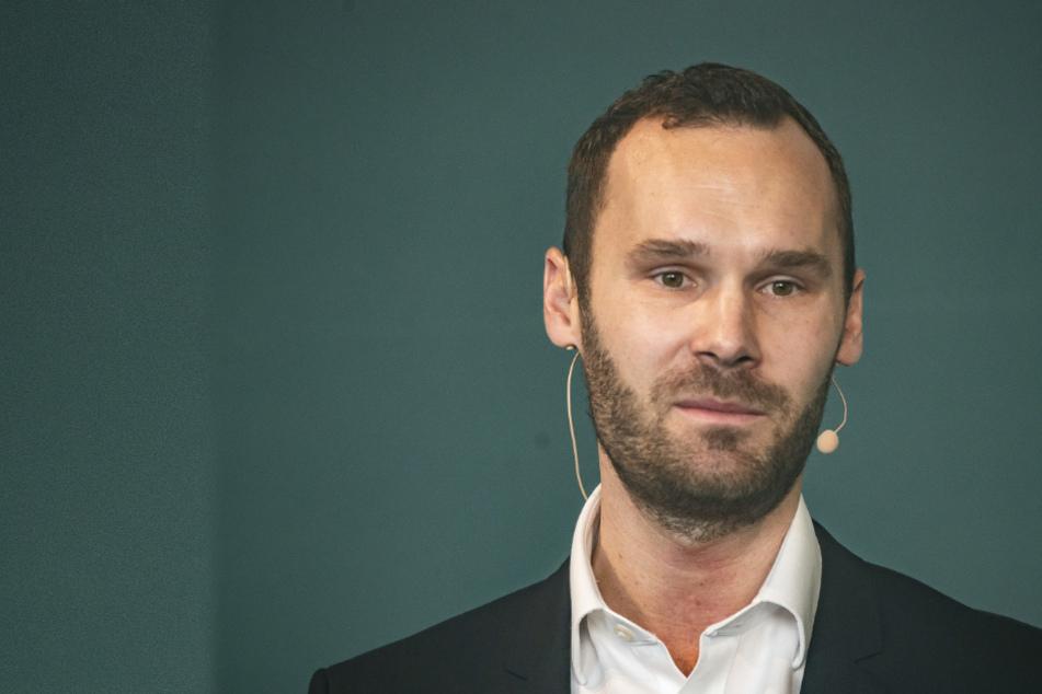 DFB-Akademiechef Tobias Haupt (36).