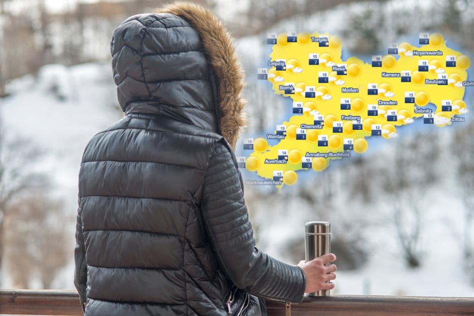 Erst Sonne, dann Schnee? So wird das Sachsen-Wetter am Wochenende
