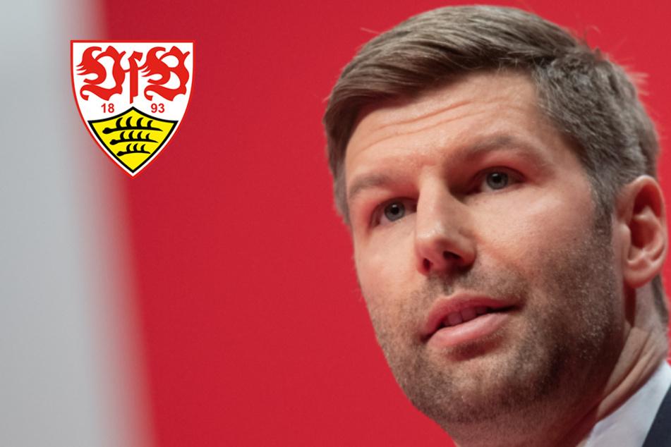 VfB-Präsident Vogt will Hitzlsperger-Vertrag im Herbst verlängern