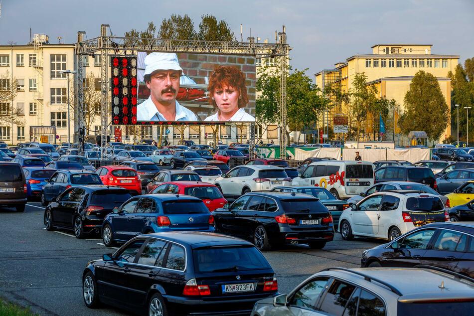 Nach Dresden: Weitere Autokinos für Ostsachsen