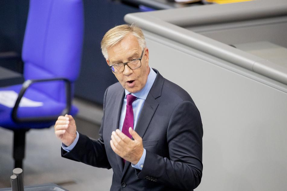 Dietmar Bartsch, Fraktionsvorsitzender der Partei Die Linke.