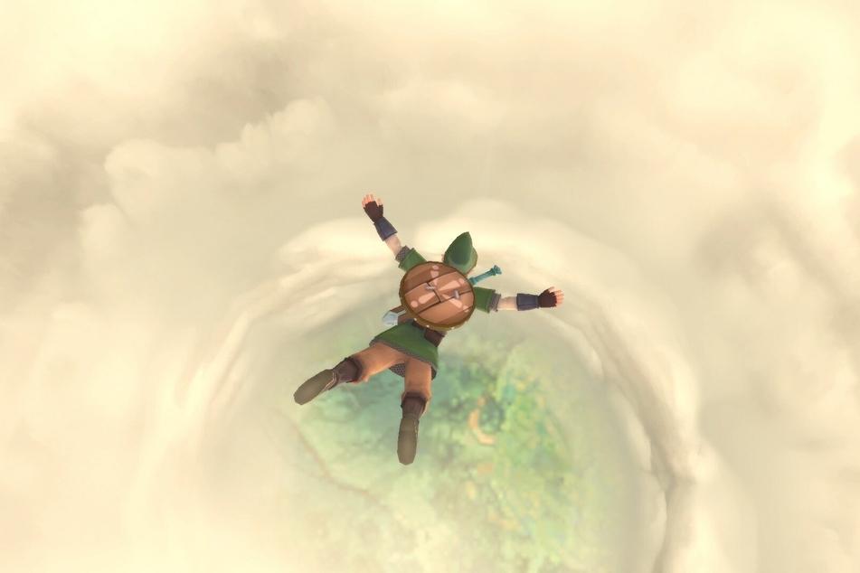 An vorgegebenen Stellen kann sich Held Link auf die Oberwelt stürzen. Das Ziel: Natürlich Kindheitsfreundin Zelda retten!
