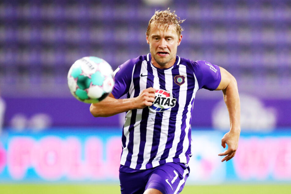 In der Vorsaison mit acht Treffern und fünf Vorlagen einer der Erfolgsgaranten, aber derzeit läuft Jan Hochscheidt seiner Form hinterher.