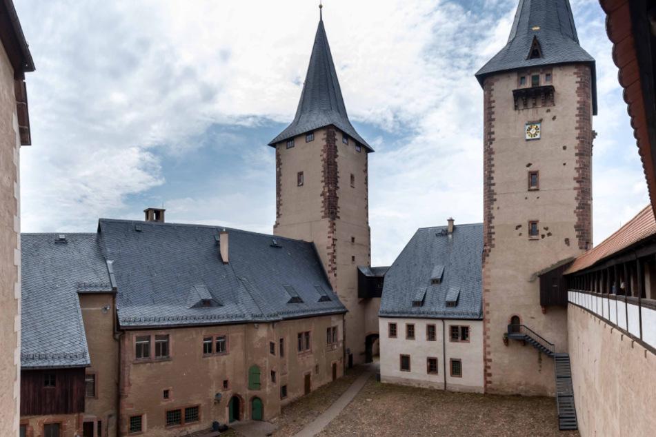 In den alten Gemäuern von Schloss Rochlitz gibt es viel zu entdecken.