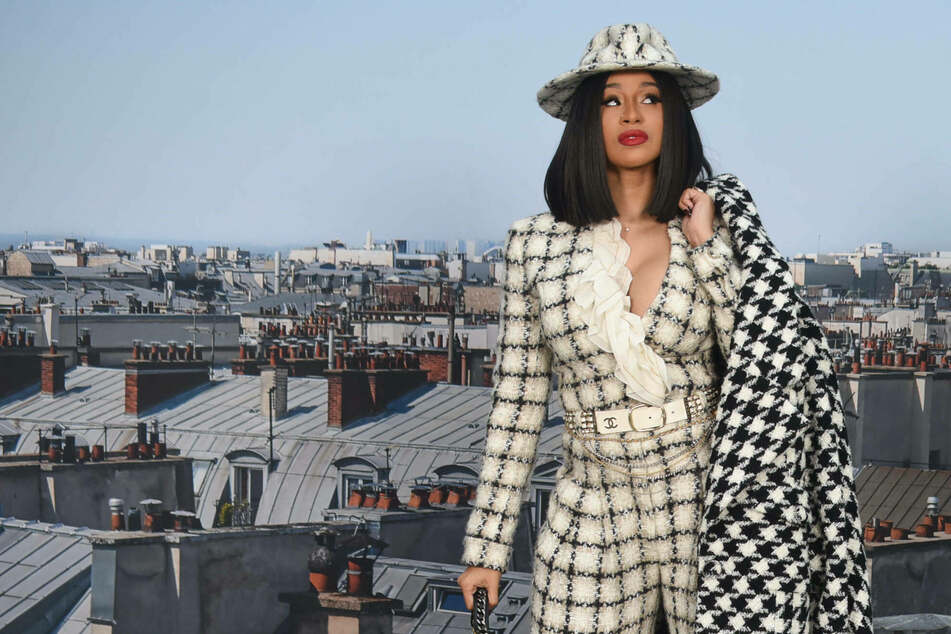 Cardi B goes to Hollywood: rapper lands first lead movie role in Paramount comedy