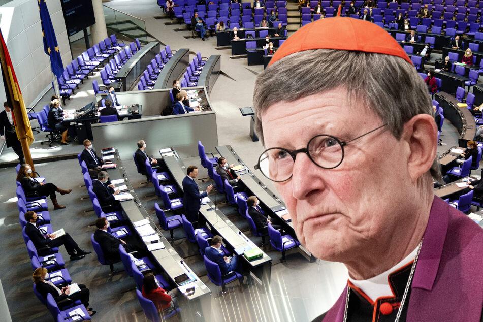 """""""Kirche gegen Opfer"""": Missbrauchsopfer fordern Eingreifen des Bundestags"""