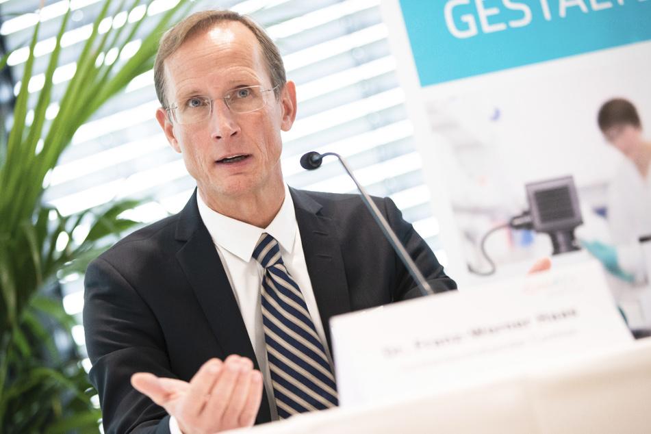 Kein anderes Vakzin sei an so vielen Virusvarianten getestet worden, meint Franz-Werner Haas, Vorstandsvorsitzender des biopharmazeutischen Unternehmens Curevac.