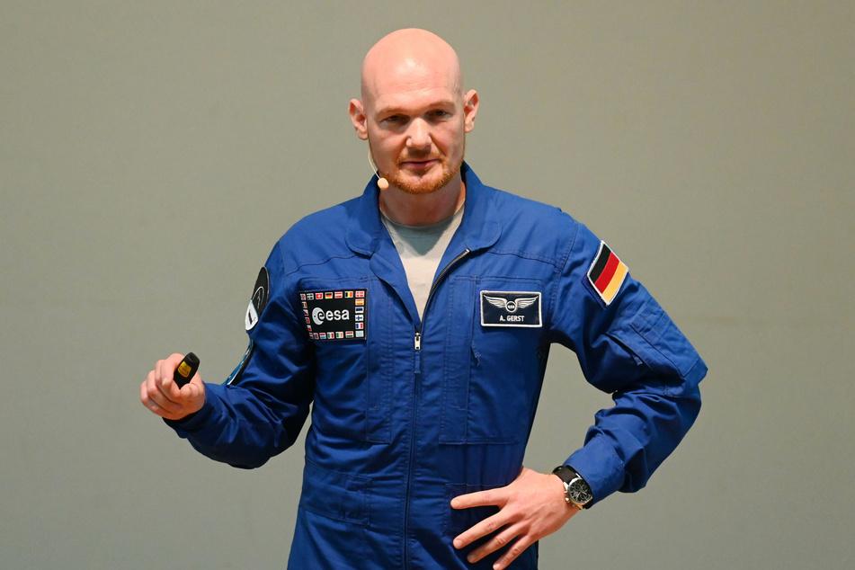 Alexander Gerst verbrachte zuletzt zwei Monate in der Antarktis.
