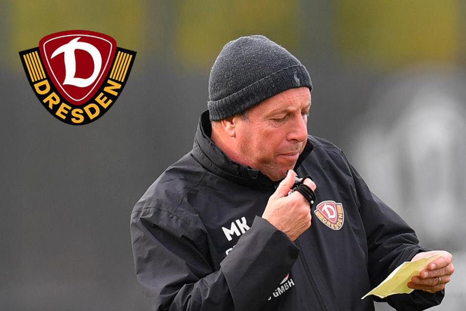 """Dynamo setzt sich unter Druck: """"Drei Punkte sind jetzt Pflicht"""""""