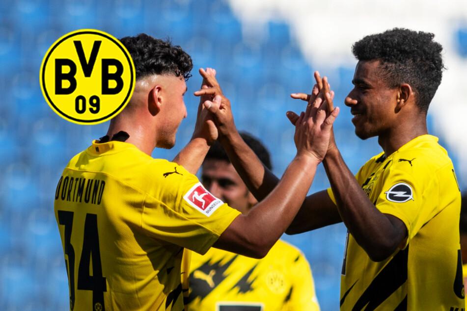 BVB mit nächstem deutlichen Erfolg: MSV Duisburg chancenlos!