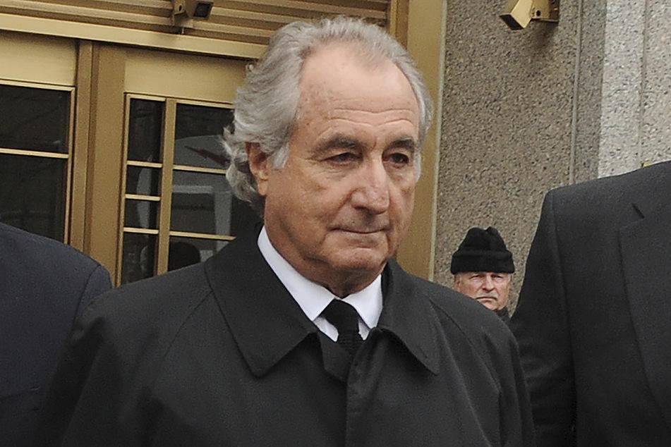 Bernard Madoff (†82) bei seiner Urteilsverkündung im Jahr 2009. (Archivbild)