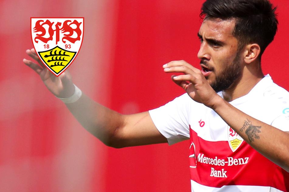 Umworbener VfB-Star Nicolas Gonzalez: Lockt jetzt ein Klub aus Russland mit viel Geld?