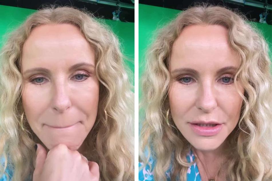 Kürzlich meldete sich Moderatorin Katja Burkard (56) via Instagram und offenbarte, dass es ihr nach ihrer Corona-Impfung alles andere als gut ergangen sei.