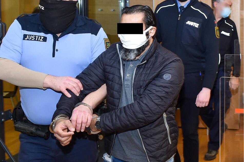 Bozhidae Y. (32) hat laut Anklage die Prostituierten eingeschüchtert.