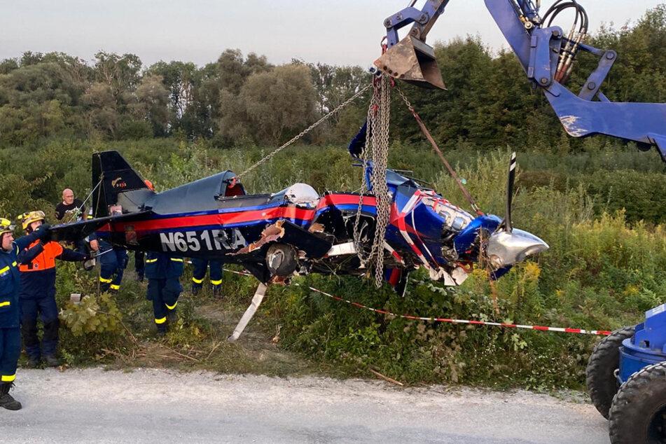 Rund 100 Einsatzkräfte waren bei dem Unfall im Einsatz.