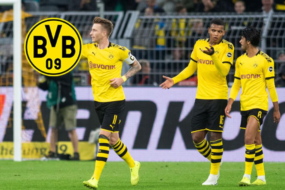 Zu wenig Einsätze: BVB-Kicker hinterlegt Wechselwunsch!