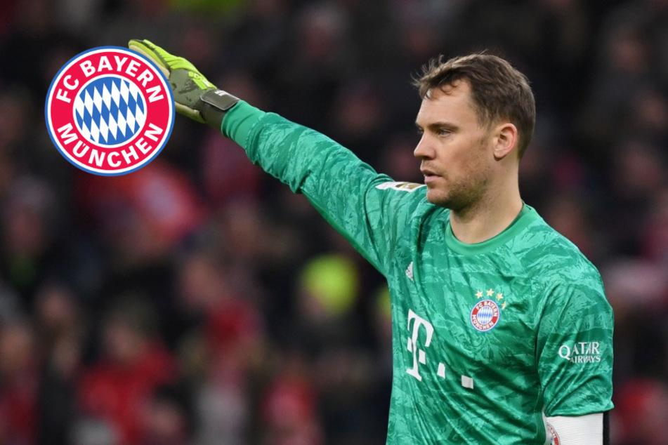 Bayern-Keeper Neuer sieht Fußballer als Vorbild und spricht über Kalou