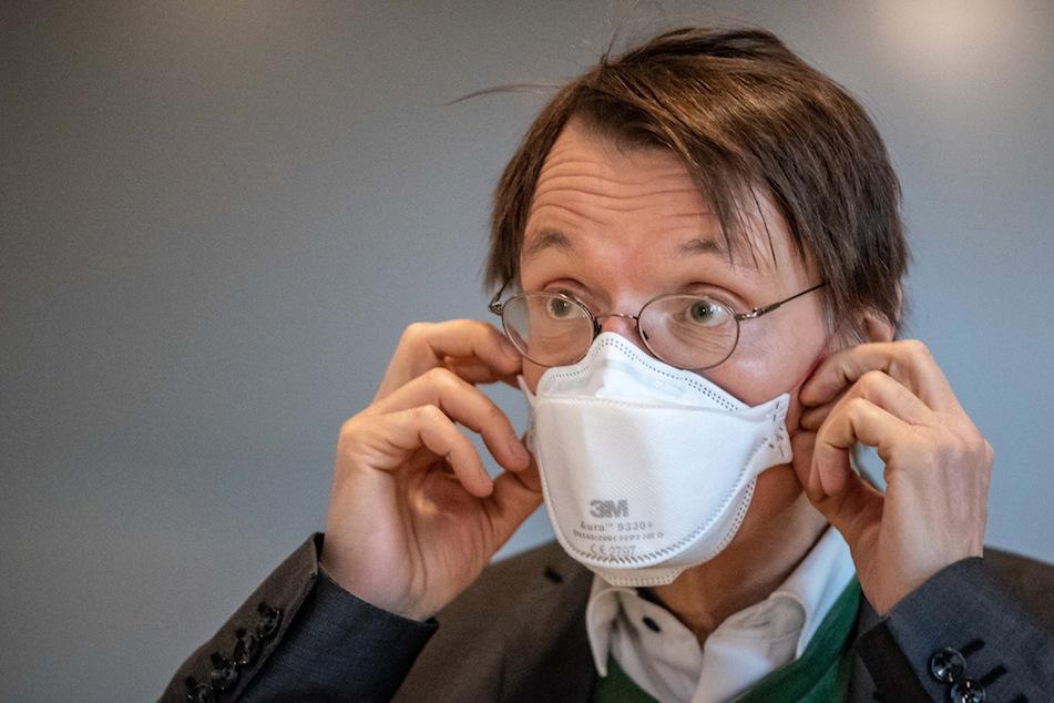 SPD-Gesundheitspolitiker Karl Lauterbach (58).