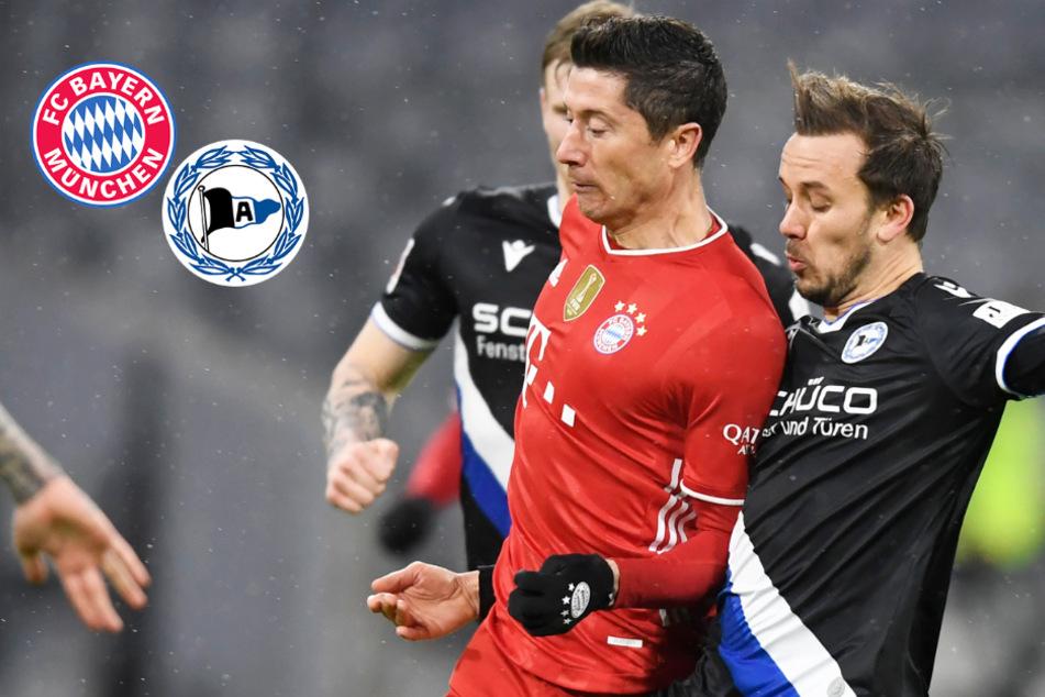Irrer Krimi mit sechs Toren! FC Bayern patzt gegen bissige Bielefelder