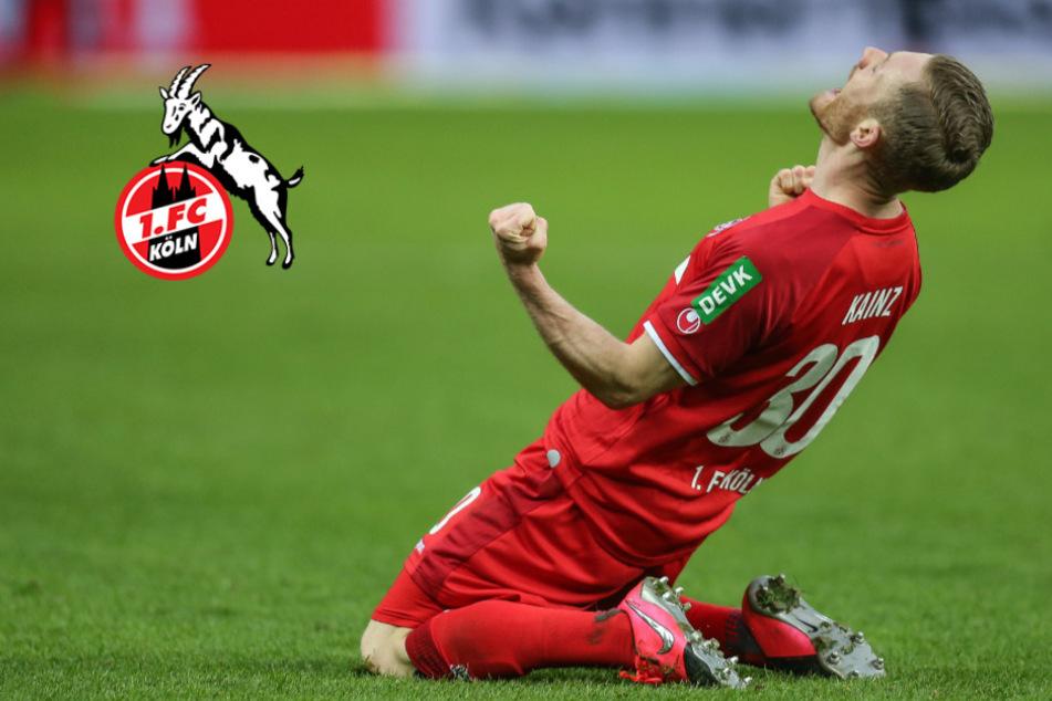 Trio vor Rückkehr: Personalnot beim 1. FC Köln entspannt sich