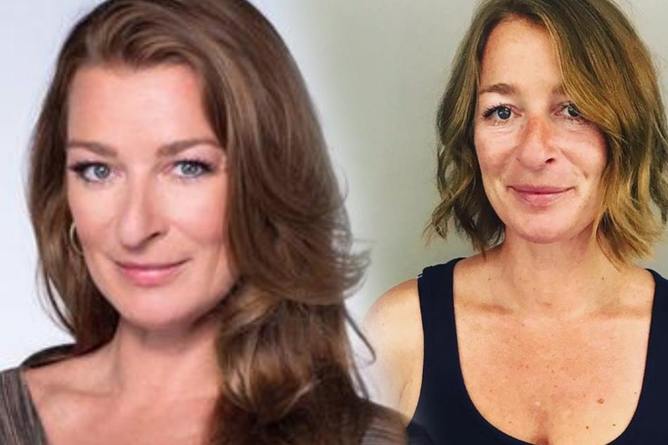 "Maria Fuchs (46) spielt Carla Saravakos in ""Rote Rosen""."