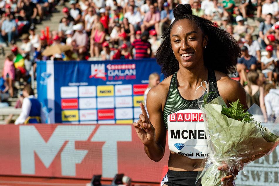 Olympic hurdles champion Brianna McNeal given five-year doping ban!