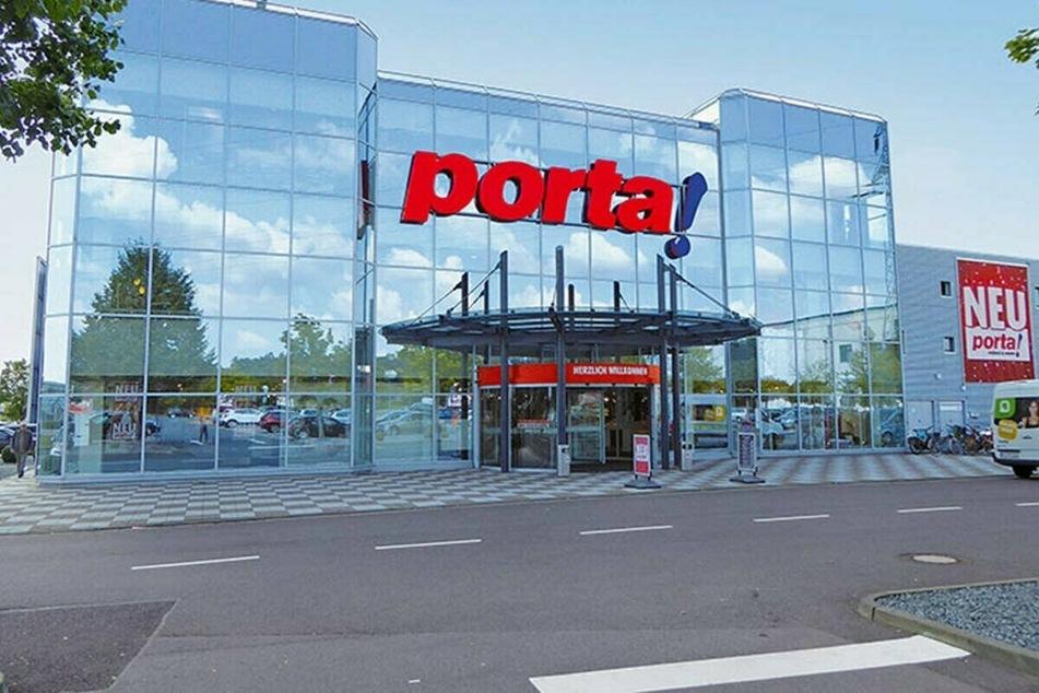 porta verkauft gerade Küchen zum Meterpreis!