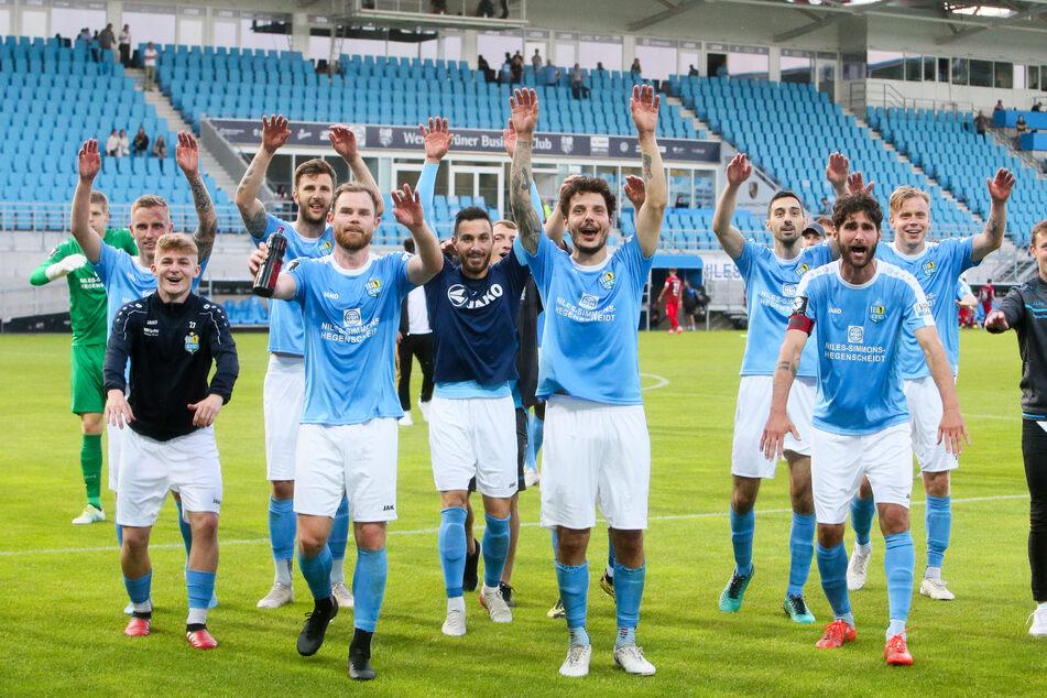 Der CFC gewann das Heimspiel gegen den SC Preußen Münster mit 1:0 (0:0. Doch nun legt Drittligist Münster Einspruch ein.