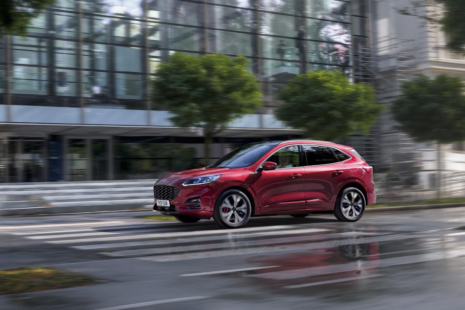 Ford ruft Kuga-Hybride zurück und verpasst deshalb CO2-Ziel