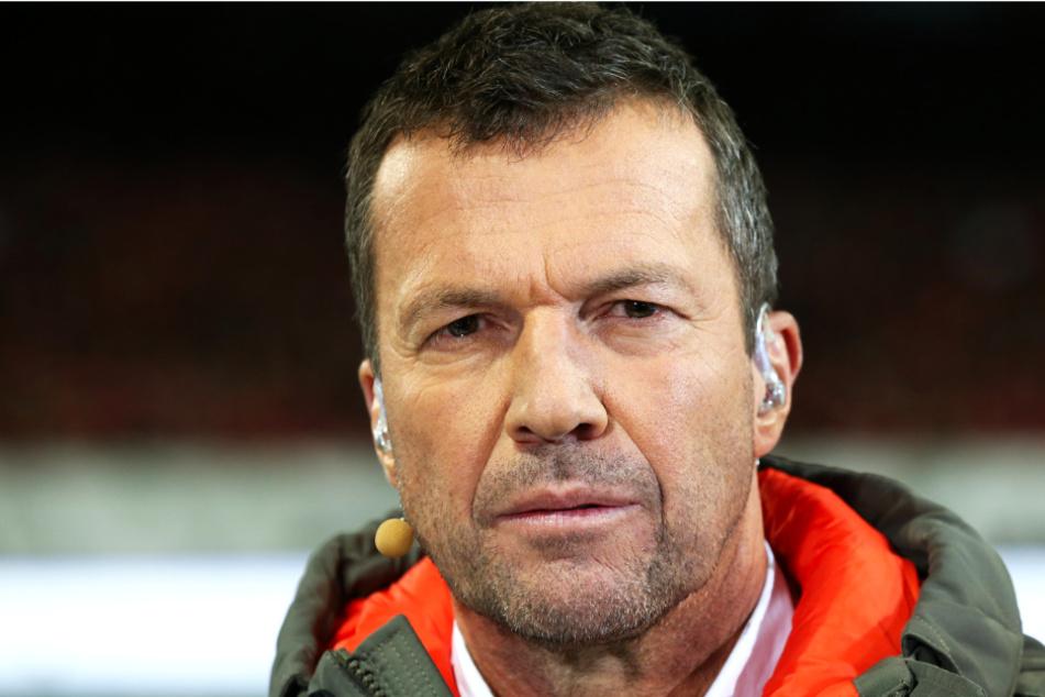 """""""Sky""""-Experte Lothar Matthäus vermutet, dass Lucien Favre nicht mehr lange BVB-Trainer bleiben wird."""