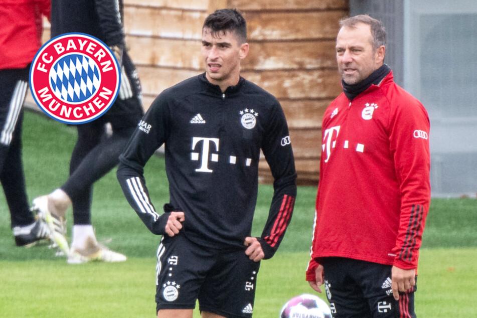 Marc Roca ohne Zukunft beim FC Bayern? Wie geht es für den jungen Spanier weiter?