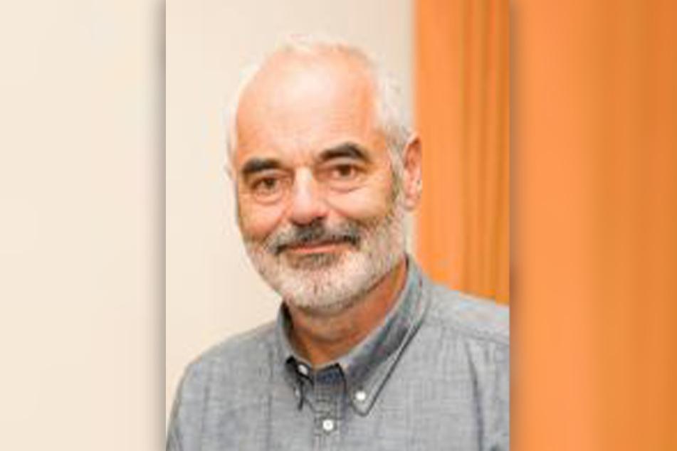 David Spiegelhalter, Statistikprofessor an der Cambridge-Universität.