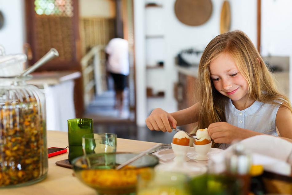 Egal ob hartgekocht oder weich: Zum Sonntagsfrühstück gehört für die meisten Deutschen ein Frühstücksei.