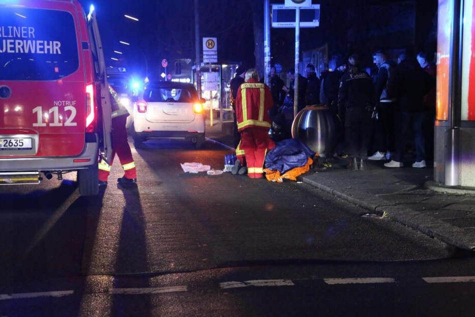 Person wird von Carsharing-Auto erfasst: Polizei ermittelt!