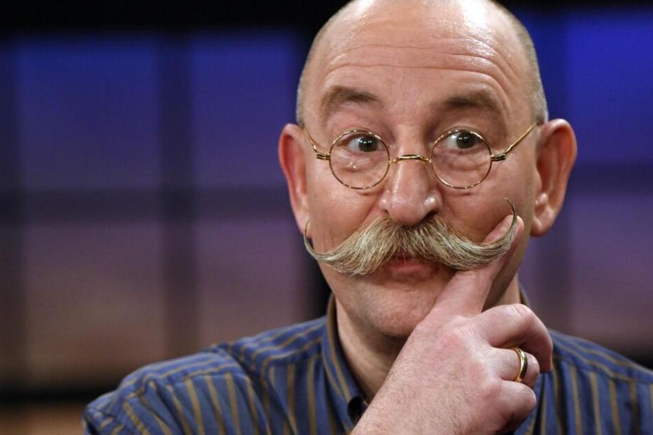 """Horst Lichter moderiert erfolgreich """"Bares für Rares""""."""
