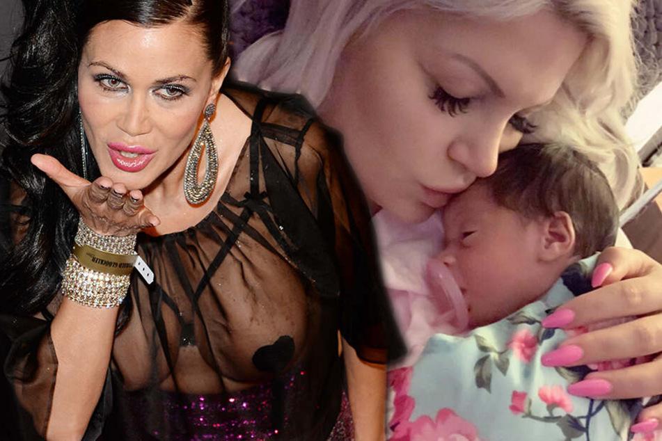 Baby-Beef bei Sophia Vegas: Jetzt gibt's die verbale Breitseite für ihre Hater