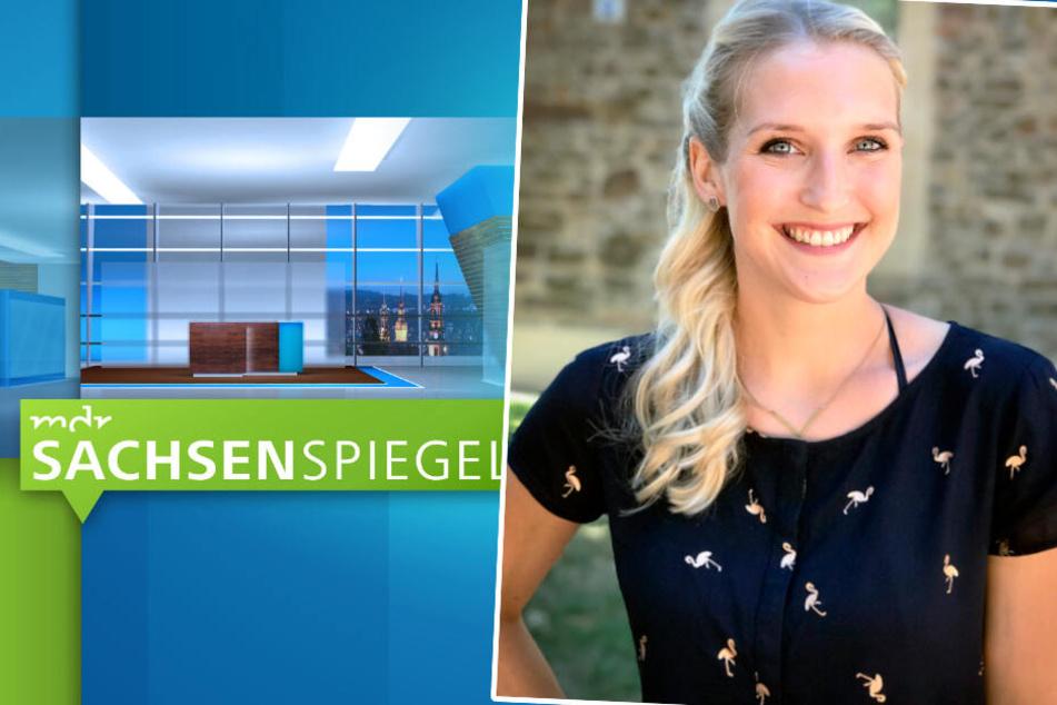 """Verstärkung beim """"Sachsenspiegel"""": Sie ist das neue Gesicht beim MDR"""
