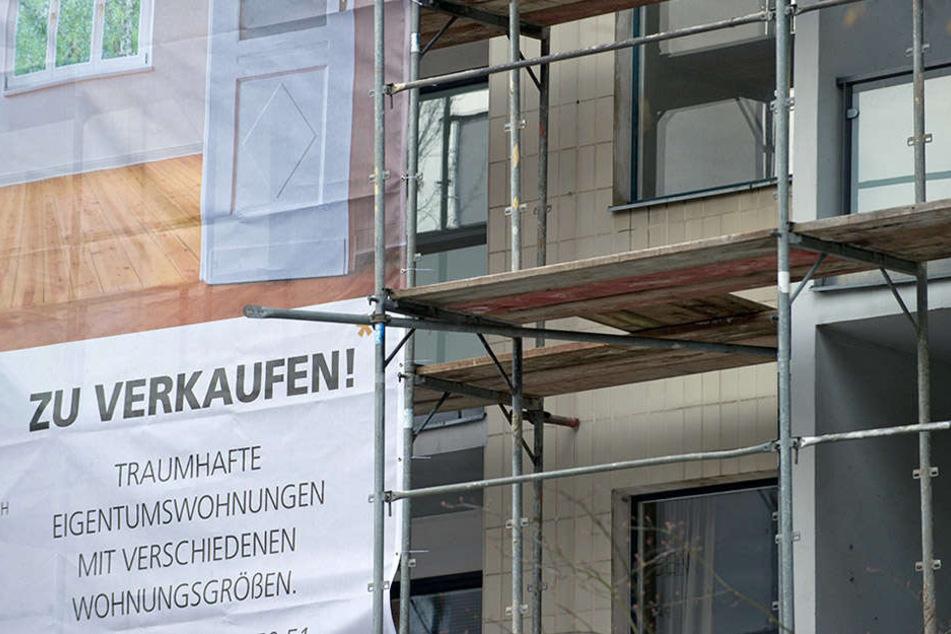 Im Schnitt wurden Ein- und Zweifamilienhäuser für 2521 Euro und Eigentumswohnungen für je 3204 Euro je Quadratmeter verkauft.