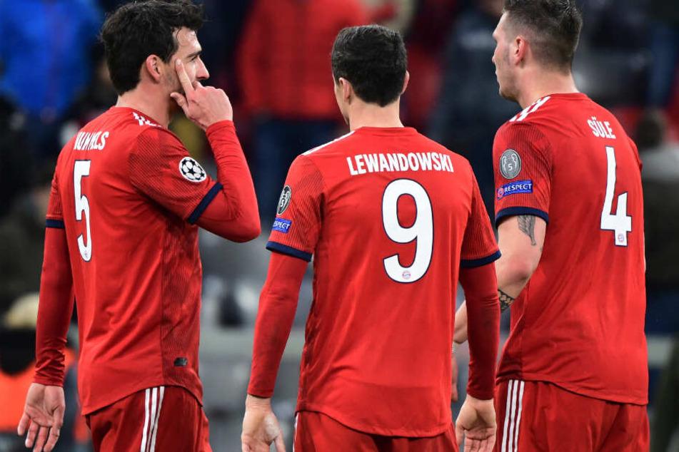 Der FC Bayern München ist in der Champions League nicht mehr dabei.