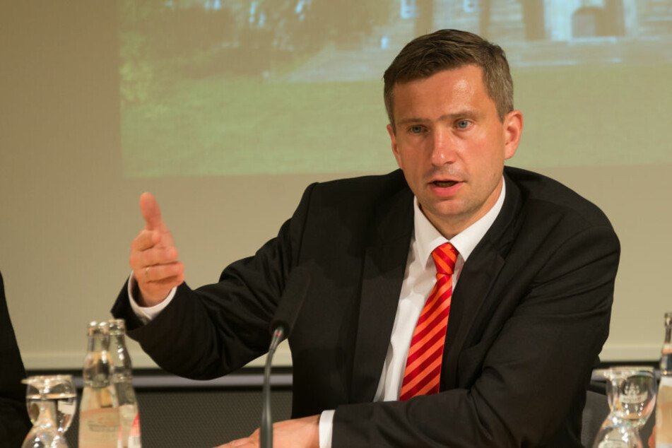 Wirschaftsminister Martin Dulig (SPD) will den Insolvenzverwalter unterstützen.