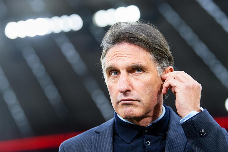 Trainer Bruno Labbadia hat seinen auslaufenden Vertrag beim VfL Wolfsburg nicht verlängert.