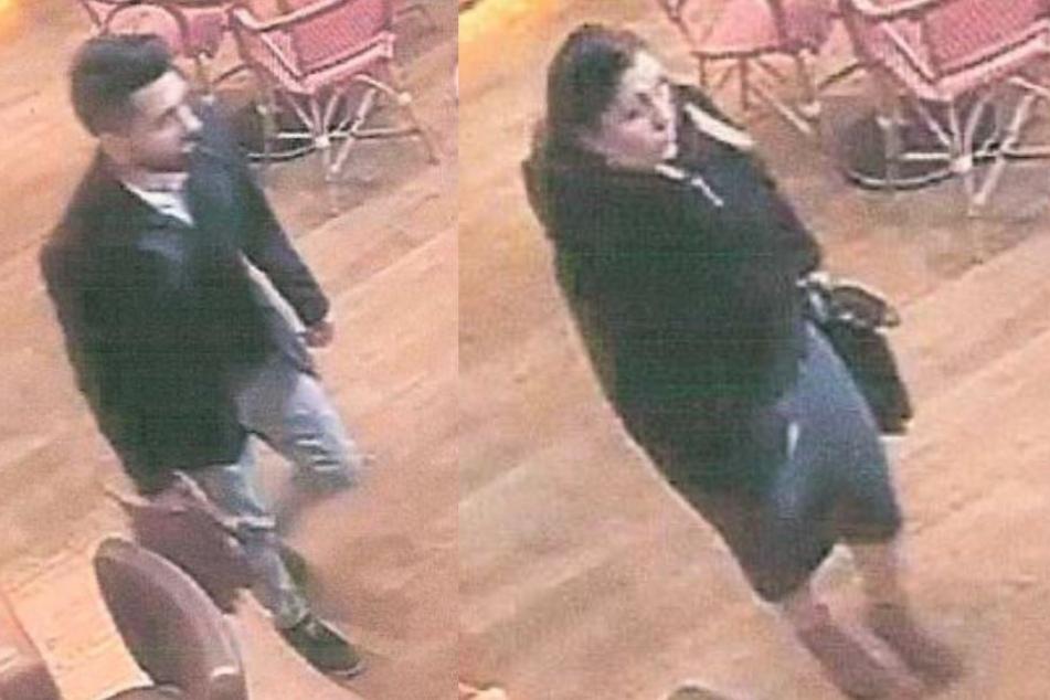Wer kennt diese beiden Verdächtigen?