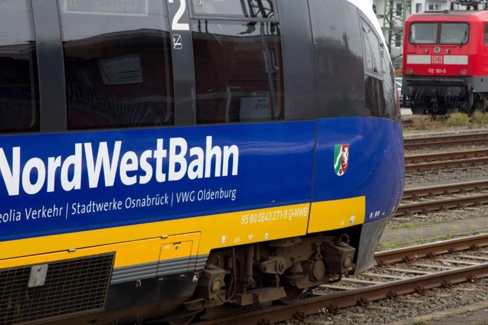 Auf manchen Strecken fahren derzeit keine Züge der Nordwestbahn.