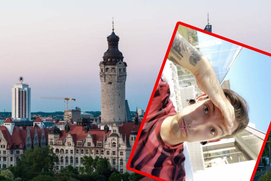 "Fabian Kahl beschreibt die Messestadt als seinen ""Herzensort""."