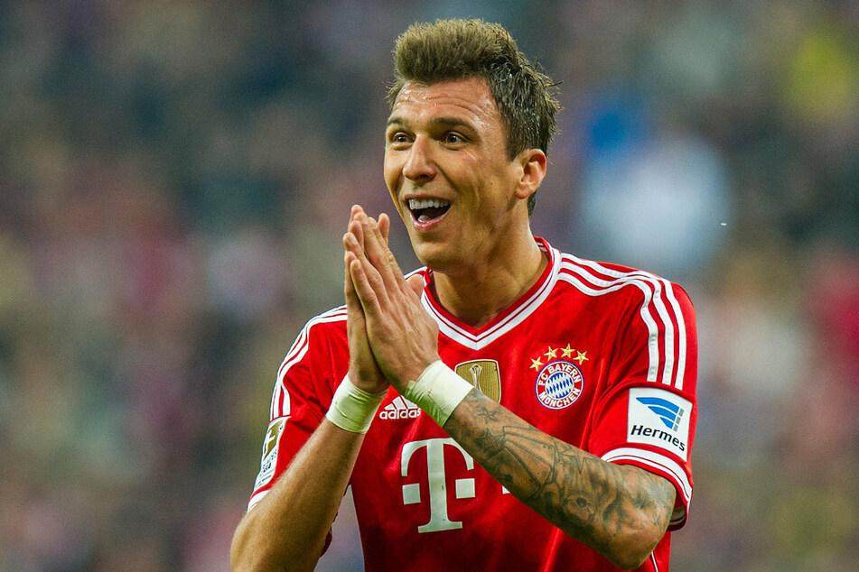 2013 Triple-Sieger mit den Bayern, 2021 Ex-Profi. Mario Mandzukic (35) beendet seine Fußball-Karriere.