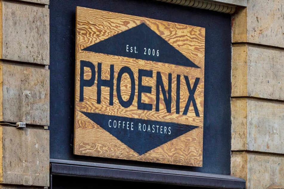"""Die erste Adresse in Sachsen: Die Dresdner """"Phoenix Coffee Roasters"""" auf der Bautzner Straße."""