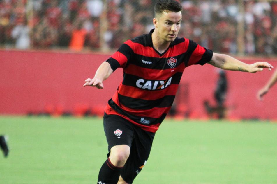 Alexander Baumjohann wechselte im Sommer von Hertha BSC zum brasilianischen Erstligisten Coritiba FC.