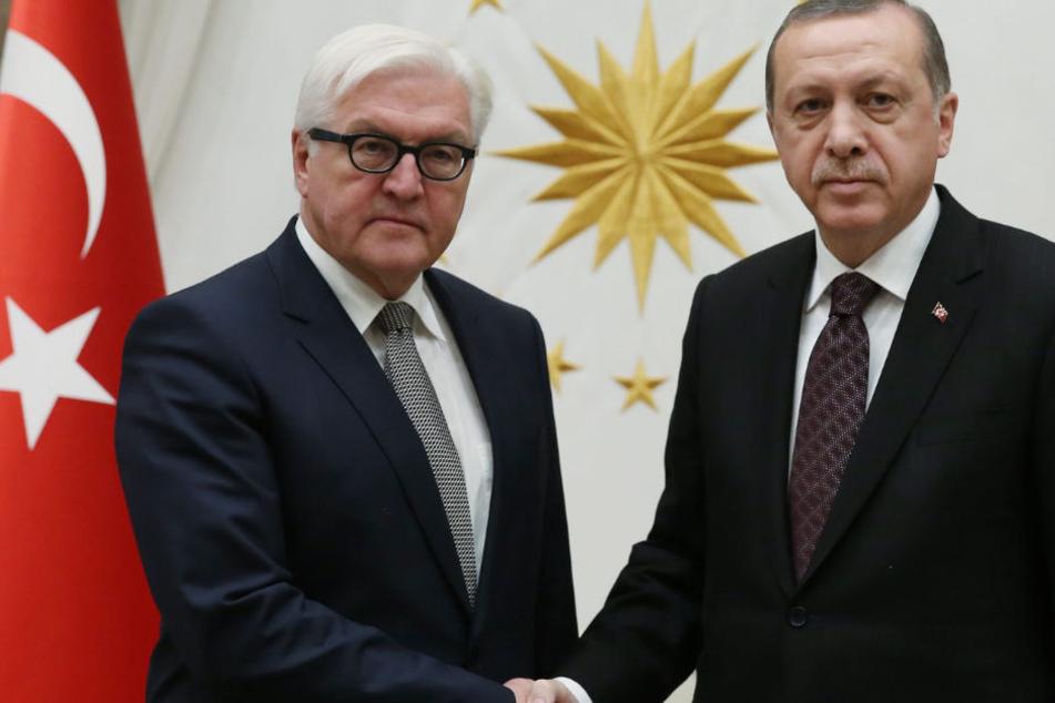Plätze beim Staatsbankett werden frei: Abgeordnete wollen nicht mit Erdogan essen